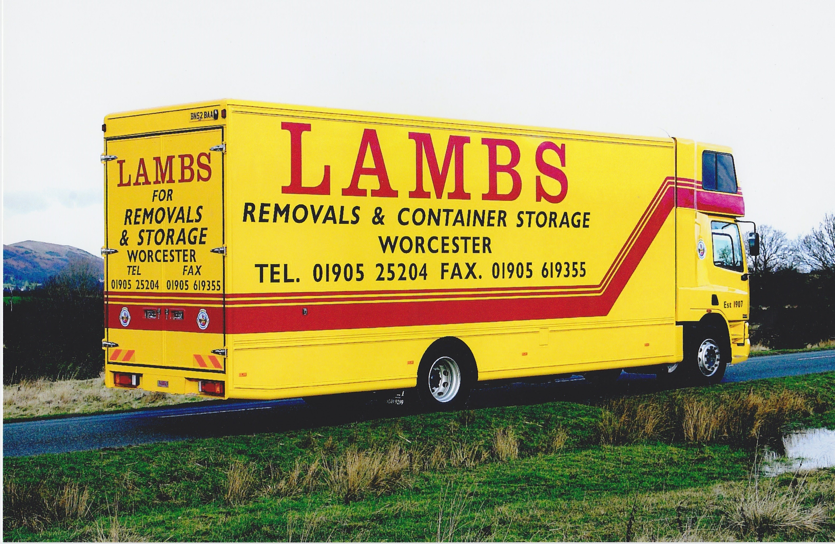 Lambs removals